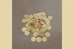 Brass Lakshmi Kubera Pooja Coins