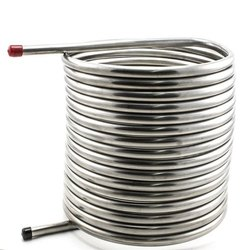 Stainless Steel Pipe And Coil