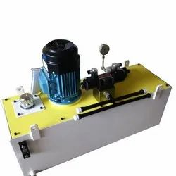 Portable Hydraulic Power Pack For Punching Machine
