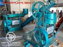 25 Hp Electric Automatic Mustard Oil Mill Plant
