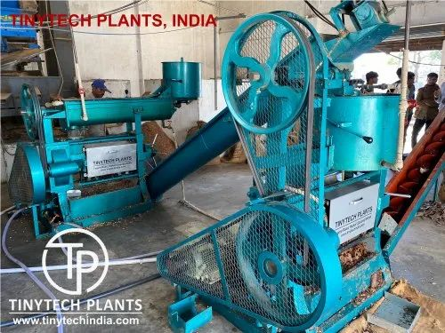 Automatic Mustard Oil Mill Plant