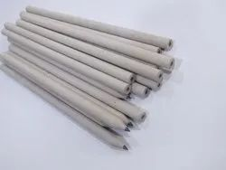 H & M Black Eco Friendly Plantable Paper Pencils, For Writing, Packaging Size: 250 Per Pack