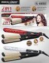 Hair Crimper & Straightener 2 in 1