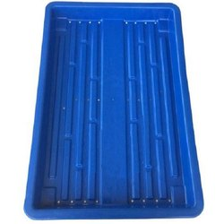 Manual Rectangular Hydroponic Plastic Trays, Capacity: 2 Kg, Model Name/number: Haritech