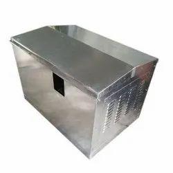 Aluminium Rectangular 500x350x400 mm Aluminum Box