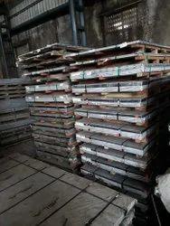 304 Stainless Steel Matt PVC Sheet