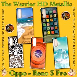 TPU Oppo Reno 3 Pro Printed Mobile Back Cover