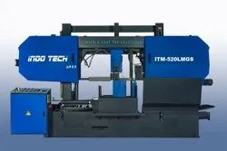 ITM-520LMGS - Semi-Automatic Double Column Bandsaw Machine On Lmg