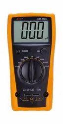 HTC DIGITAL CAPACITANCE METER CM-1500