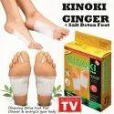 Kinoki Gold Cleansing Detox Foot Pads