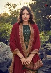 Ahana Premium Pashmina By Deepsy Woven Pashmina Winter Wear Suits Collection
