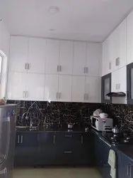 Modern Modular Kitchen Interior