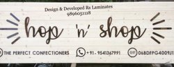 Acrylic And Wooden Signboard