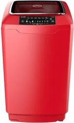 Godrej 7 kg With Inbuilt Heater Fully-Automatic Top Loading WT EON Allure 700 PAHMP, Metallic Red