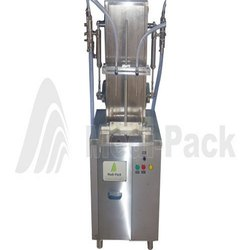 Semi Automatic Pesticide Liquid Filling Machine