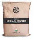 Organic Gokhru Powder