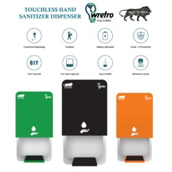 Touchless Sanitizer Dispenser