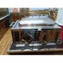 Rectangle SS Chafing Dish