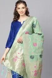 Zarika Hit Color Vol-27 Banarasi Silk Dupatta Wholesale Catalog Collection