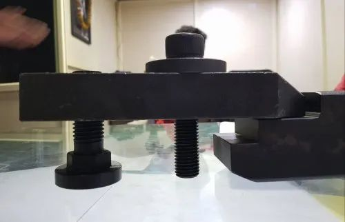 Injection Mould Clamp
