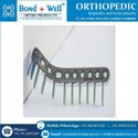Orthopedic Implants Distal Humeral Medial Plate