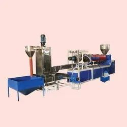 Plastic Waste Recycling Processing Plant
