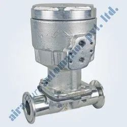 Pneumatic Pharma Diaphragm Valve