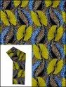 190 Gram African Cotton Real Wax Print Fabric (african Wax Prints Fabric)