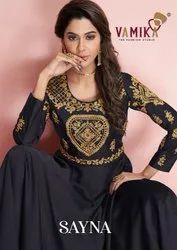 Sayna Designer Gown