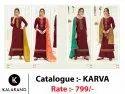 Kessi Kalarang Karva Jam Silk Cotton Plazzo Style Suits Catalog