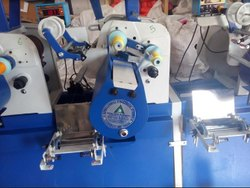 Embroidery cone winding machine