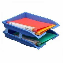TR112 Paper & File Tray (2 pcs. set)