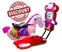 Horse Kiddie Ride - 3D Video