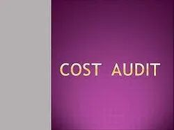 Cost Audit & Cost Accounting