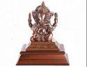 Ganesh Wood Stand