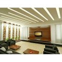 Residential Gypsum False Ceiling Service