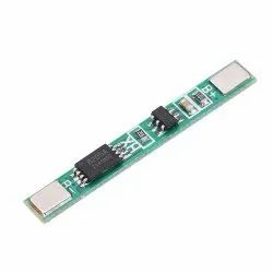 1S 3.7V 2A li-ion BMS PCM 18650 Battery Protection Board PCB for 18650 Lithium ion li Battery