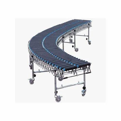 Stainless Steel Flexible Conveyor