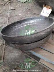 DIN 28011 Torispherical head Dished End in Carbon Steel,SS,BQ Steel,TItanium,Nickel Alloys Dish Ends