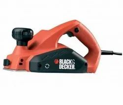 8 Mm KW712 Black and Decker Electric Planer, 650 W