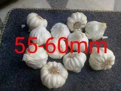 a Grade Maharashtra Fresh White Garlic Export Quality, Gunny Bag