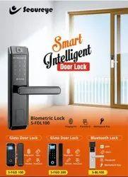 Main Door Mortise BIOMETRIC LOCK S-FDL100