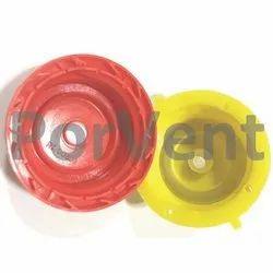 Round Vented Cap