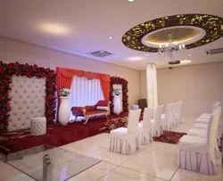 Banquet Hall Interior Designing