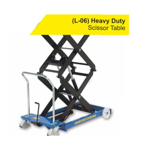 L06 Heavy Duty Scissor Table