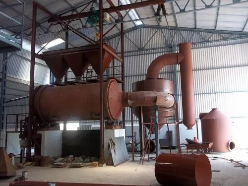 Barium Carbonate Machinery