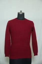 B-142 Woolen Men's Sweater