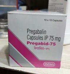 Pregabid-75 Capsules