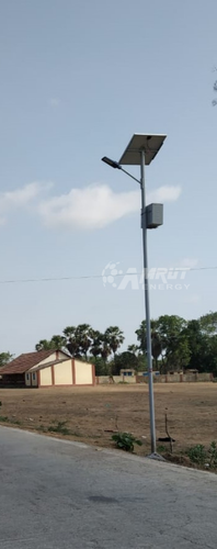 18W Solar LED Street Light System