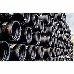 Round 100mm CI Spun Pipe, Thickness: 2 Mm